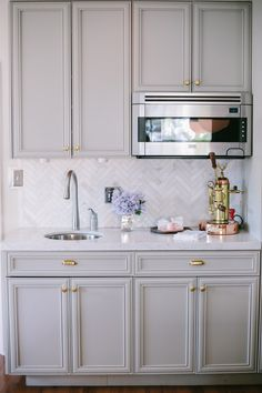 Compact Kitchen Renovation